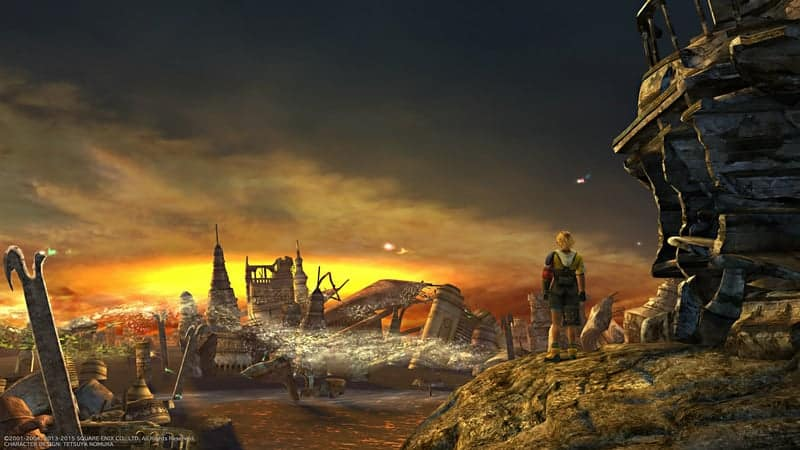 Final Fantasy X X-2 Remaster
