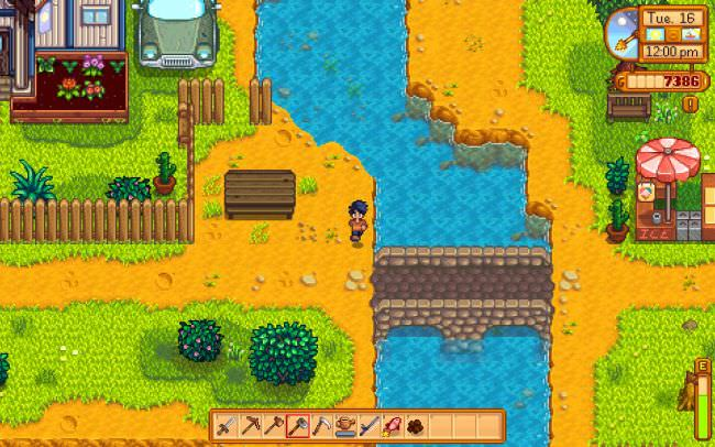 Stardew Valley - PC, Android, PS4, iOS