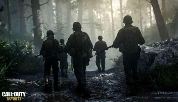 Spesifikasi PC Final untuk Call of Duty: WWII