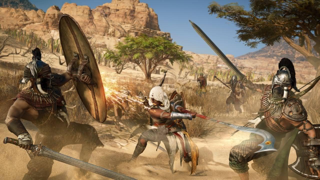 Panduan Assassin's Creed Origins 9 Tips dan Trik Untuk Pemula