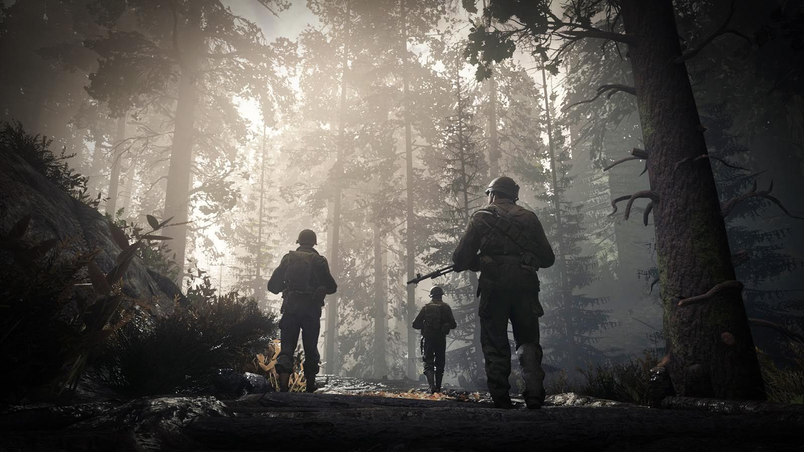Call of Duty: WWII Game PC dengan Size Terbesar