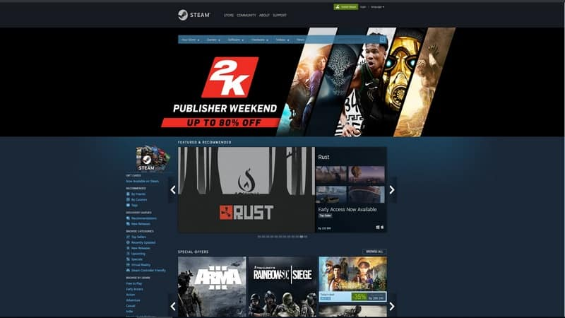 Steam Indonesia 2019