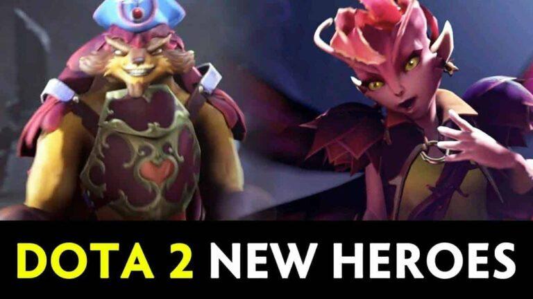 Karakter – Karakter Baru di Dota 2 New Hero