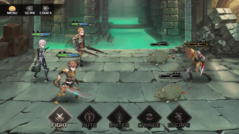 Azure Saga Pathfinder game buatan indonesia