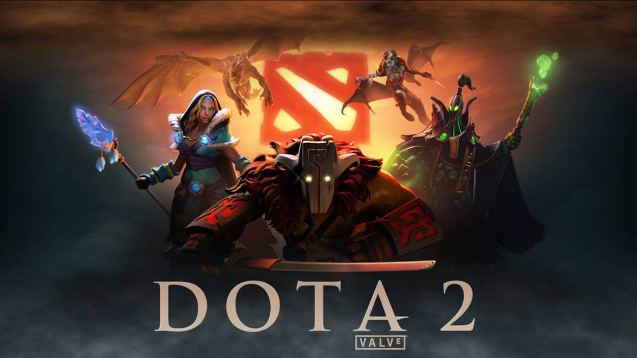 Cara Download Steam Dota 2 | VazGaming