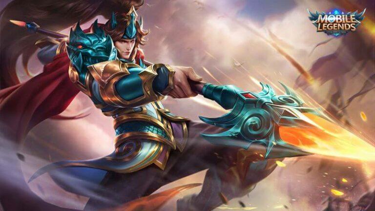 Guide Mobile Legends Zilong Penghujam Naga