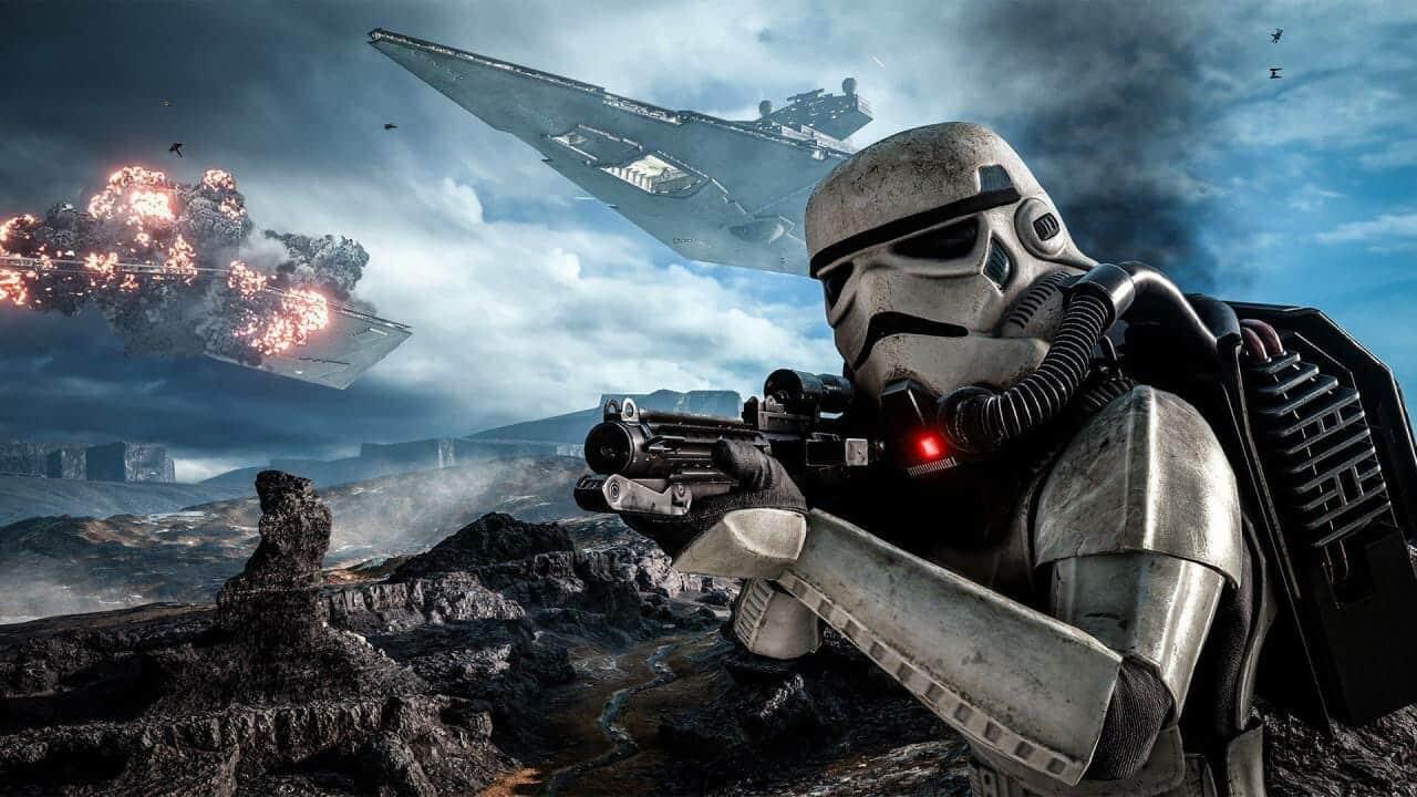 Star Wars Battlefront 2 New 2018