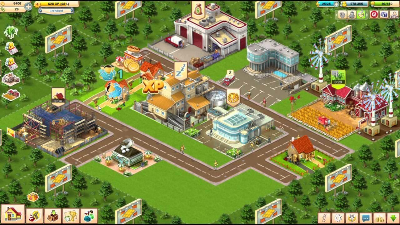 permainan membangun kota besar