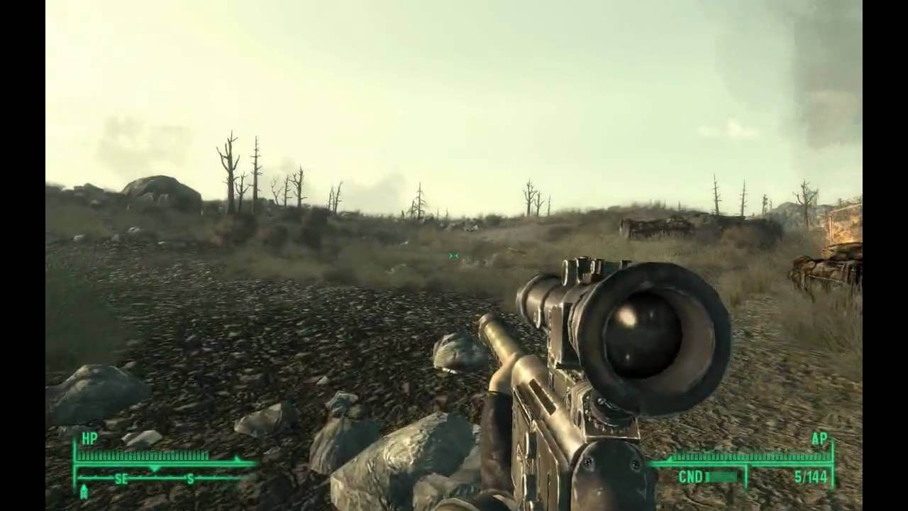 Fallout 3 game pc ringan