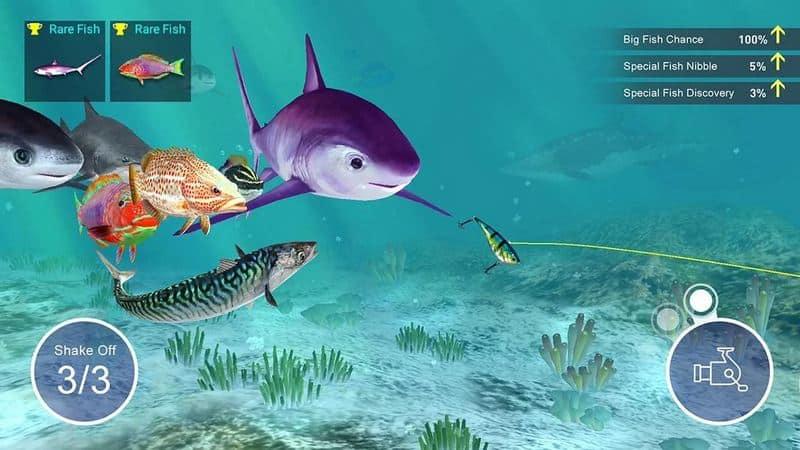 FishingStrike game memancing android