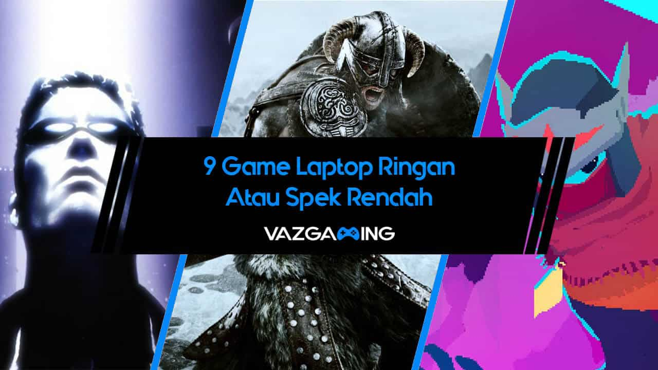 Game Laptop Ringan Cover 2018