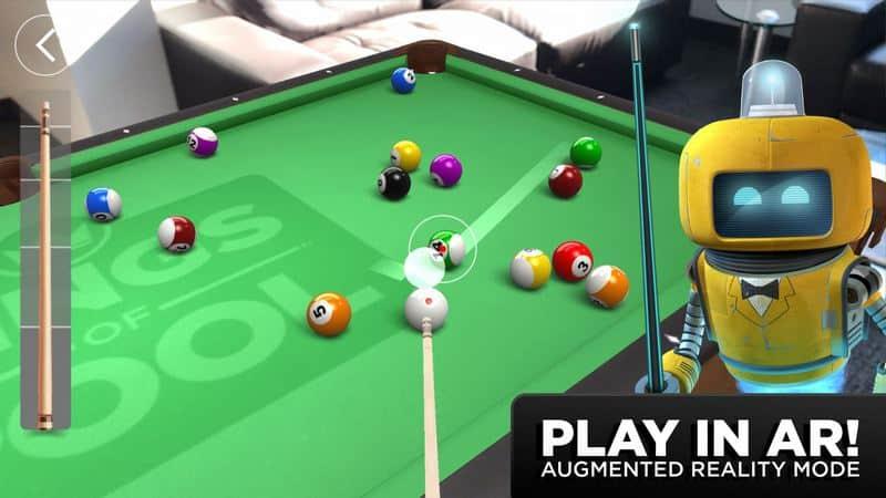 Kings of Pool - Online 8 Ball