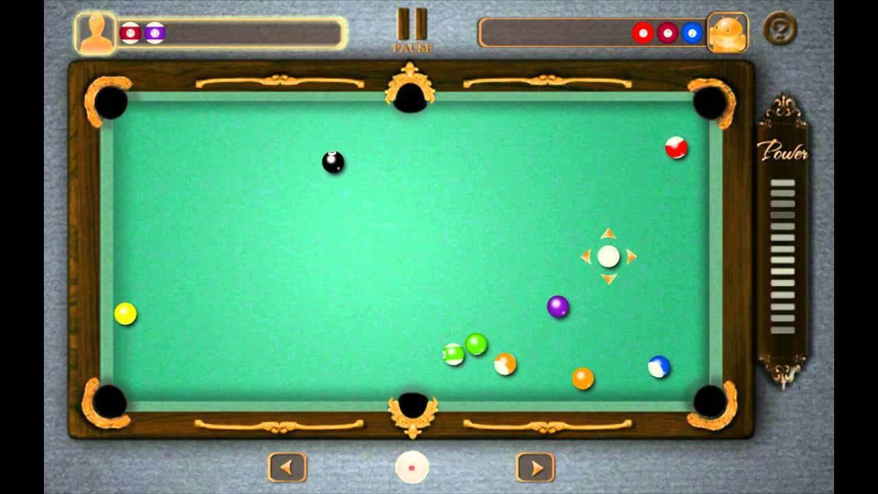 BILLIARD MASTERS GAME PC