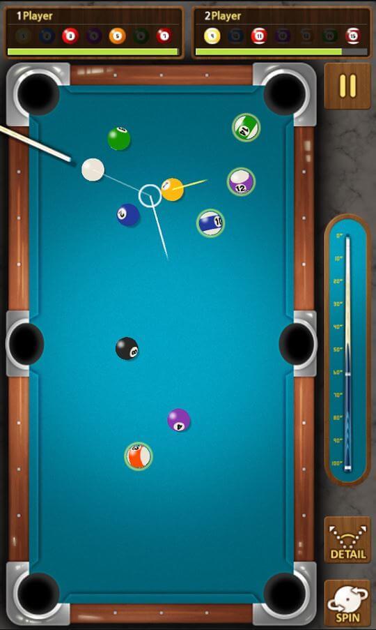 The King of Pool Billiard