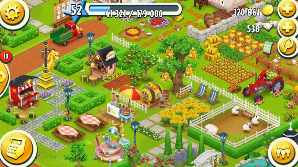 Hay Day Game Anak Perempuan Gratis Untuk Android Vazgaming Com