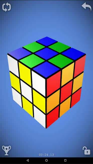 Magic Cube Puzzle 3D (Rubic)