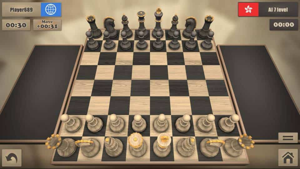 Real Chess / Catur 3D