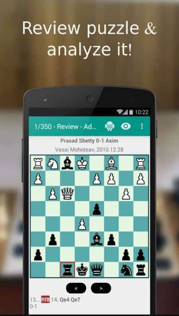 iChess- Chess Tactic/Puzzle