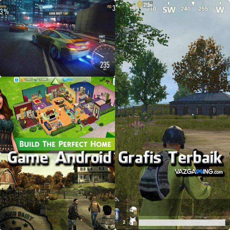 40+ Game Android Grafis Terbaik Sepanjang Masa! [Updated 2020]