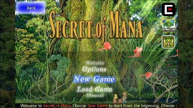 Game Petualangan Android Secret Of Mana