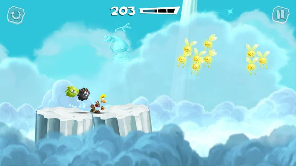 Rayman Adventures game terbaik