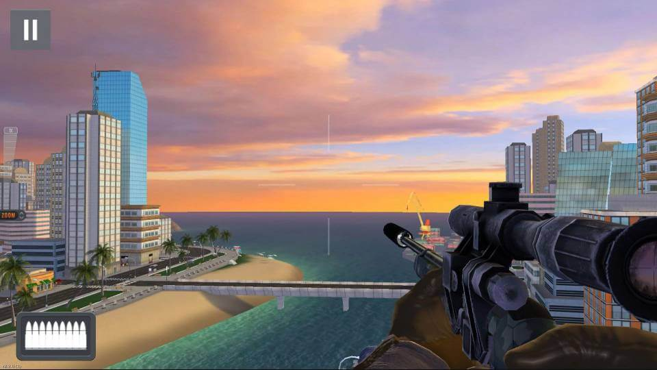 Sniper 3D Gun Shooter Free Shooting Games - FPS game offline android
