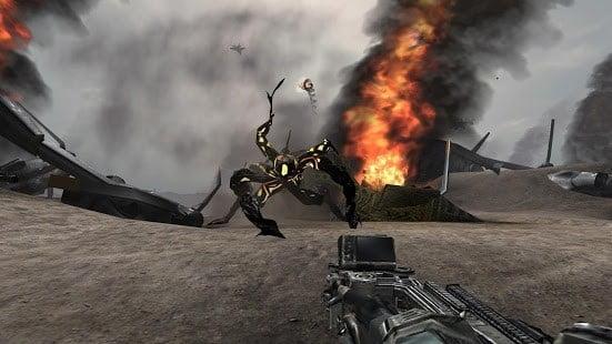 game petualangan android Edge of Tomorrow