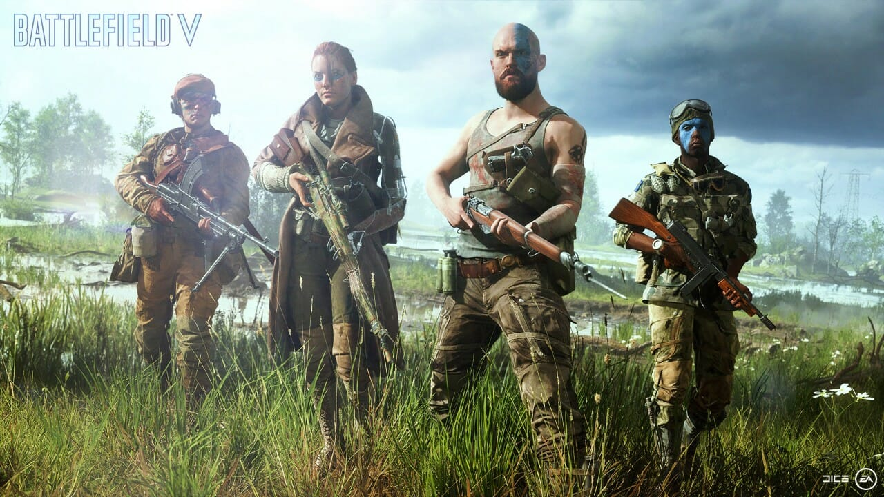 Battlefield 5 Indonesia