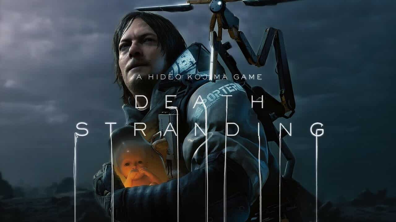 Death Stranding Gameplay Poster
