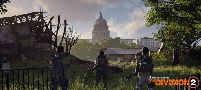 The Division Gameplay Trailer Screenshot