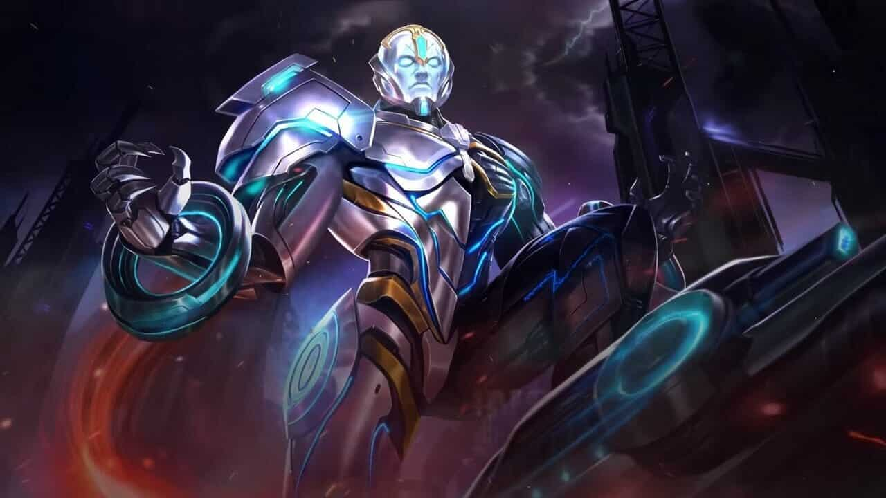 Mobile Legends Gord Conqueror Skin Wallpaper