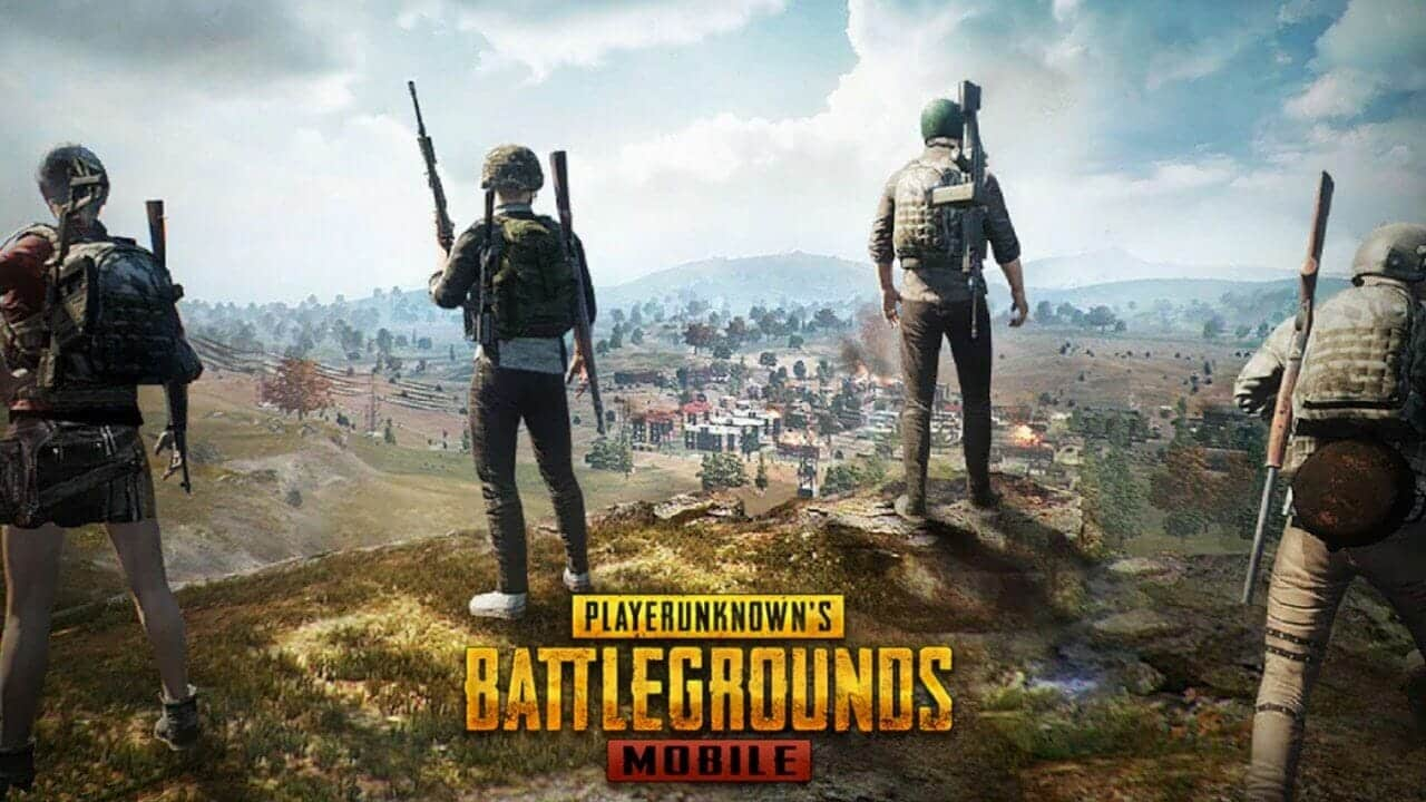 Wallpaper Of Pubg Mobile: 5 Game Battle Royale Terbaik Dan Sedang Hits Di IOS Dan