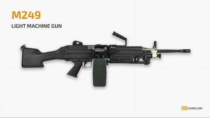 Langka! 5 Senjata PUBG Mobile Ini Hanya Bisa Ditemukan