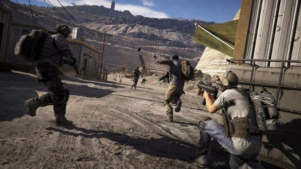 Tom Clancy's Ghost Recon Wildlands Gim Multiplayer