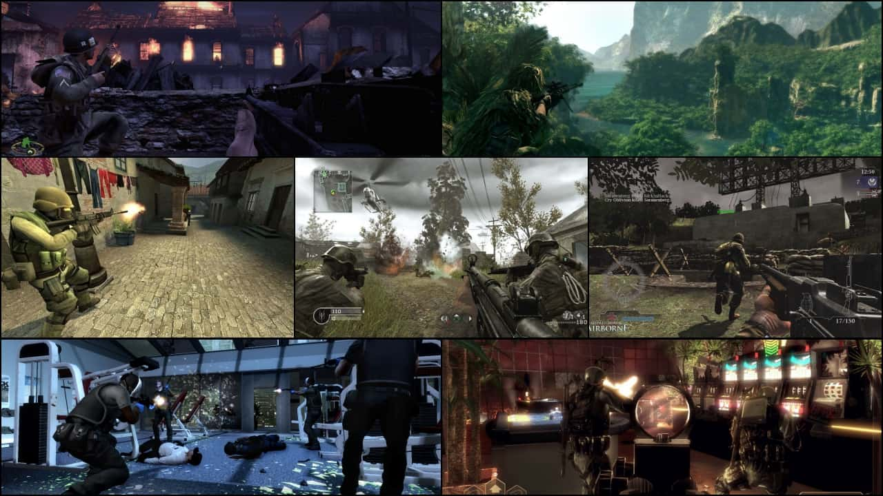 Game FPS Ringan untuk PC Low-End