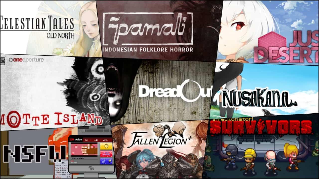 Game Steam Buatan Indonesia yang Mendunia