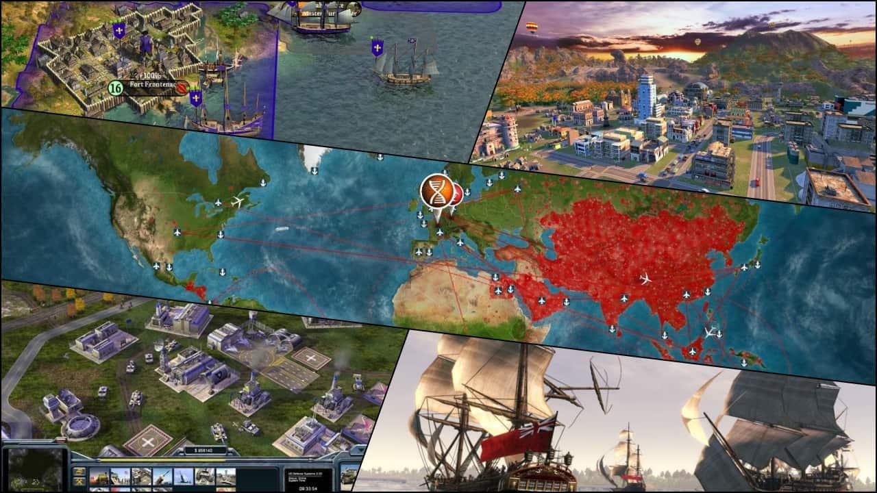 Game Strategy yang Cocok untuk PC Low-End Ringan