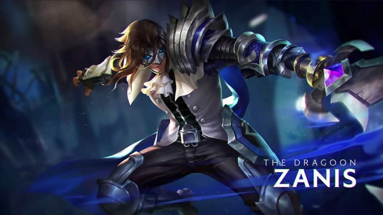Hero Zanis Arena of Valor