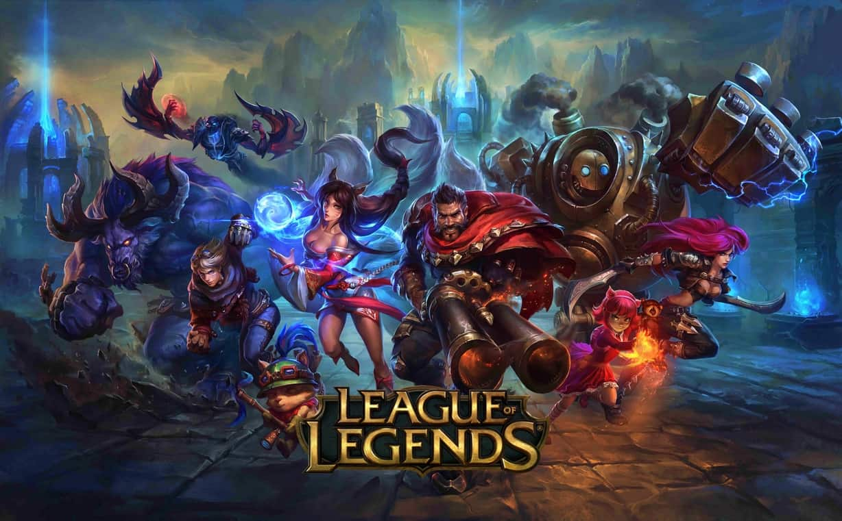 League of Legends Wallpaper 2018