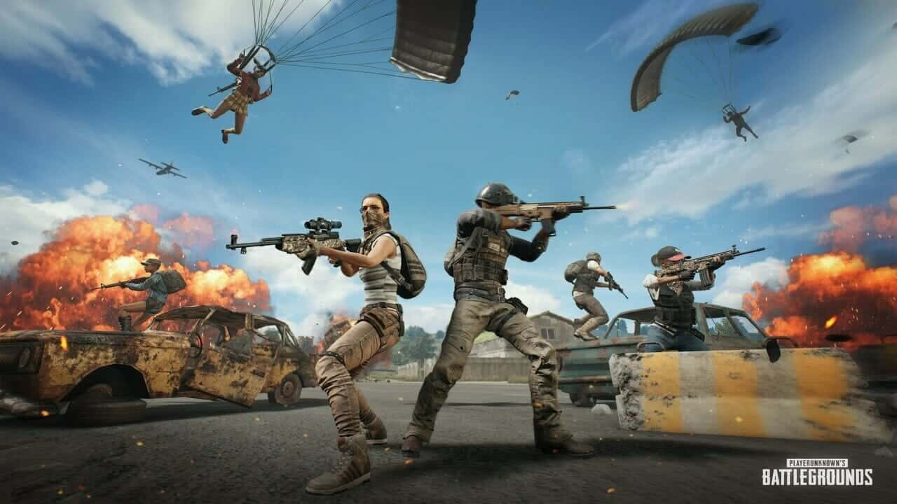 PUBG Wallpaper Team HD