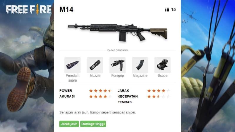 M14 - Assault Rifle