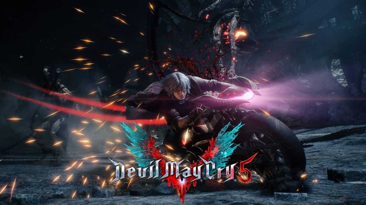 Spesifikasi PC Devil May Cry 5
