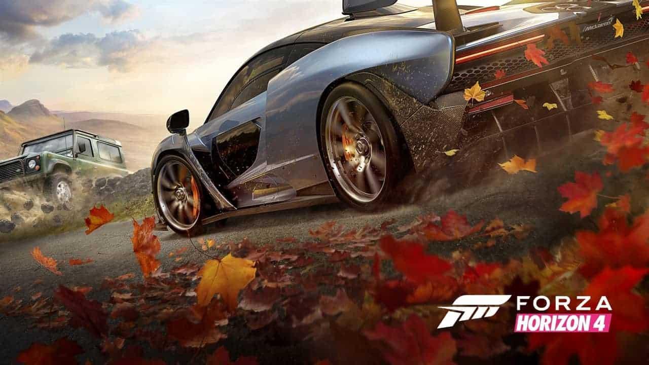 Spesifikasi PC Forza Horizon 4