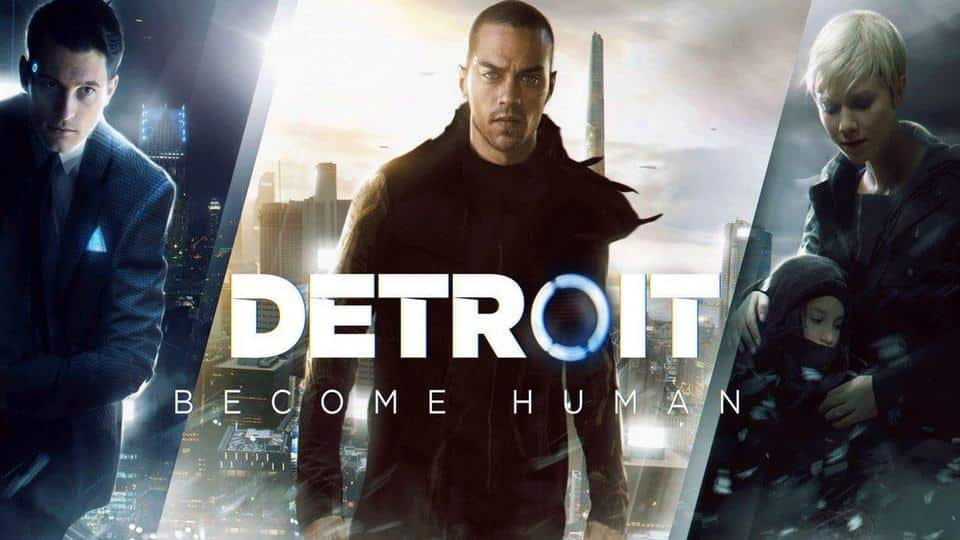 Detroit Become Human Indonesia