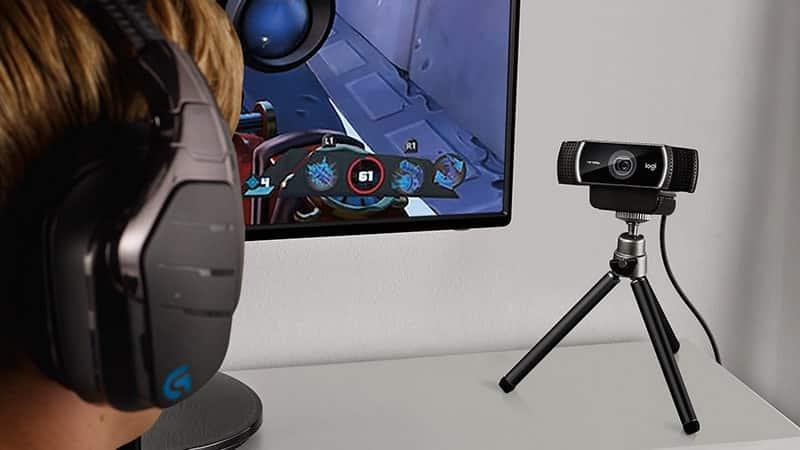 Logitech Webcam C922 Pro Gaming