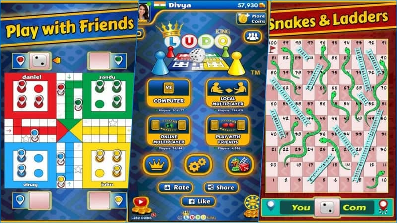Ludo King Game Android Offline Terbaik
