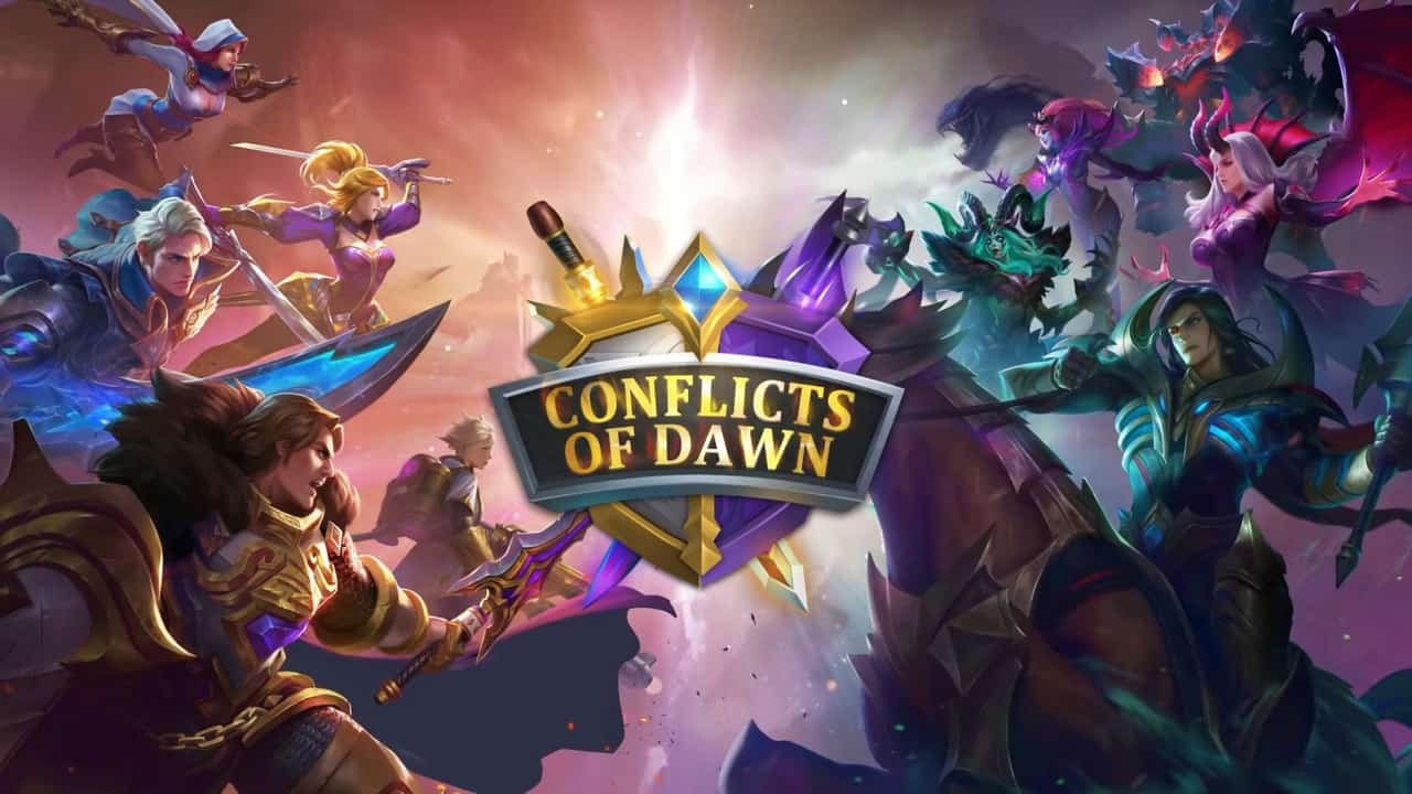 Mobile Legends Event Conficts of Dawn Event Season 10