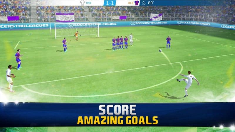 Soccer Star 2019 Top Leagues Play the SOCCER game