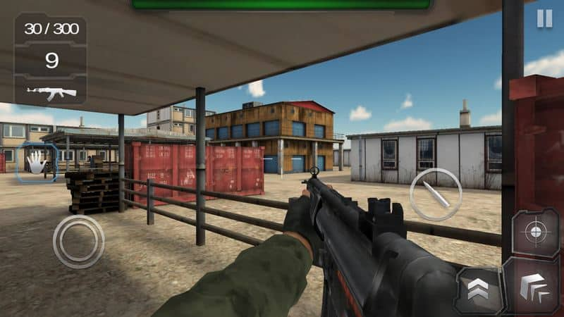 Trigger FPS game android offline terbaik