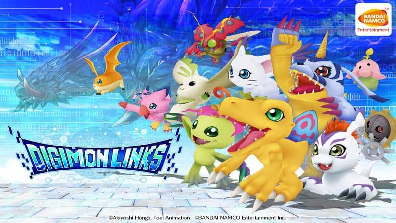 DigimonLinks game anime terbaik android